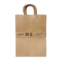25 X EP-TH03 Twisted Handle Paper Bag – Large