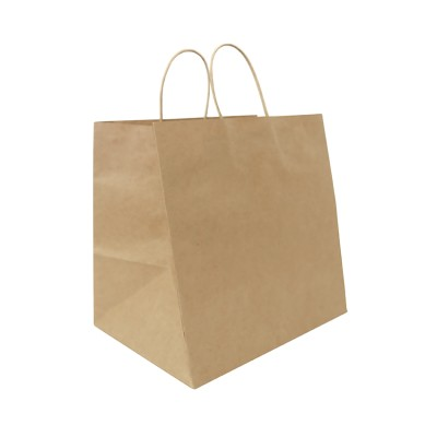 25 X EP-TH05 Twisted Handle Takeaway Paper Bag Image