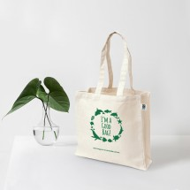 EC-52 Organic & Fairtrade Good Bag