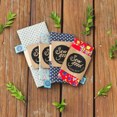 Sew Good Lunch Bag Full Pack (Set of 4) Image