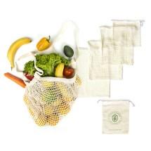 Eco-Set-01 Zero Waste Grocery Set