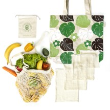 Eco-Set-04 Zero Waste Shopping Set