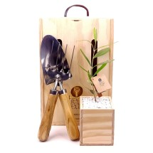 Trees Please! Trowel and Fork Gift Set Image