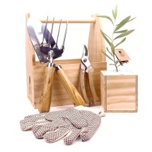 Trees Please! Gardener's Tote Gift Set