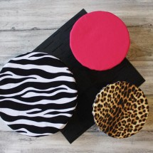 WILD TRIO | Reusable Bowl Cover Set Image