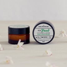 Fresh Faced Mini Vegan Moisturiser - Cucumber & Jasmine