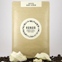 Organic Cocoa and Vanilla Coffee Body Scrub