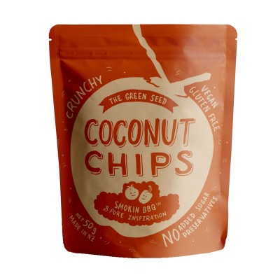 "Coconut Chips ""Smokin BBQ"" Image"
