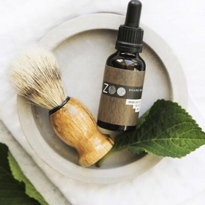 Zoo Organic Beard Oil Image