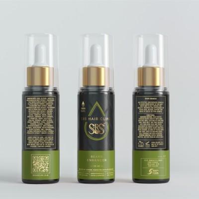 Beard Hair Growth Oil Image