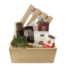 Relax  Living Crate Hamper Image