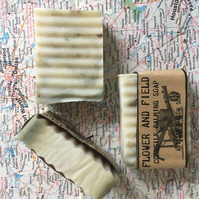 Cornsilk Calming Soap – Sheep Tallow Image