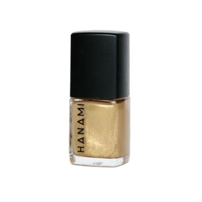 Hanami Non-toxic Nail Polish | Fools Gold Image