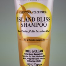 Original Sprout Island Bliss Shampoo 236ml Image