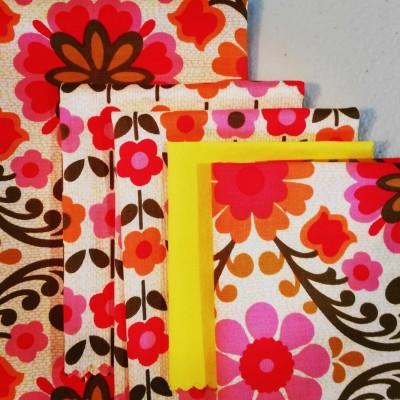 DIY Beeswax Wrap Kits – 5 Piece – BWK01 Image