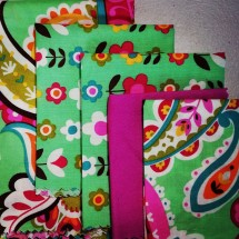 DIY Beeswax Wrap Kits - 5 Piece - BWK06