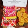 DIY Beeswax Wrap Kits – 5 Piece – BWK05 Image