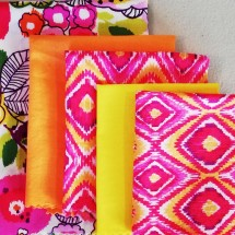 DIY Beeswax Wrap Kits - 5 Piece - BWKR10 Image