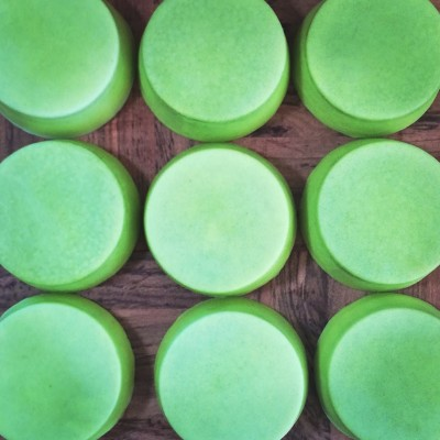 Conditioner Bar – Zingy Lime Image