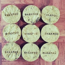 SHAMPOO BAR - PEPPERMINT & LEMON Image