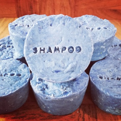 SHAMPOO BAR – LAVENDER & ROSEMARY Image