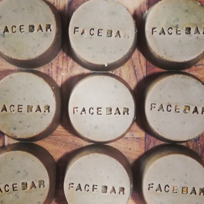 Face Bar – Manuka Honey & Oats Image