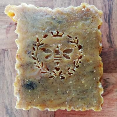 Body Bar – Manuka Honey Oat & Cinnamon – Soap Image
