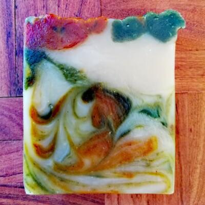 Body Bar – Lemongrass – Soap Image