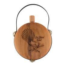 Aroma Flask - NZ Birds - Fantail Image