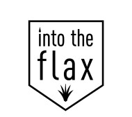 Into The Flax NZ Logo