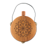 Aroma Flask – Mandala Flower Image
