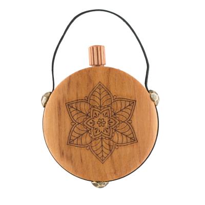 Aroma Flask – Mandala Lotus Image