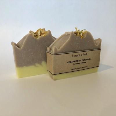 Cedarwood +Patchouli Soap Bar Image