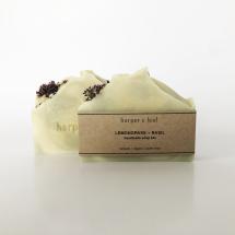 Lemongrass + Basil Soap Bar