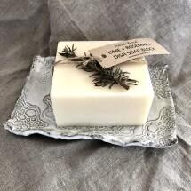 Lime  + Rosemary Dish Soap Block