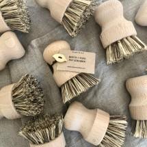 Beech + Sisal Pot Scrubber Image