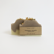 Cedarwood +Patchouli Soap Bar