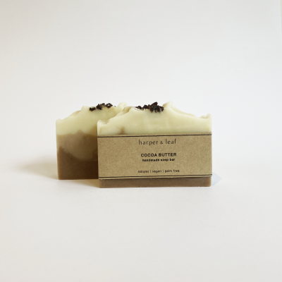 Cocoa Butter Soap Bar (Unscented) Image