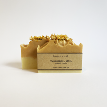 Frankincense + Neroli Soap Bar Image