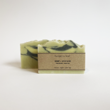 Hemp + Avocado Soap Bar Image