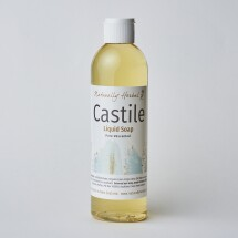 Castile Liquid Soap 250ml - made from Organic Olive Oil