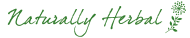 Naturally Herbal Logo