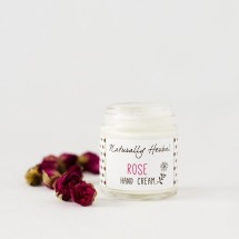 Rose Hand Cream 60ml Image