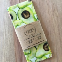 Avocado Lovers Pack  | Beeswax Wraps Image
