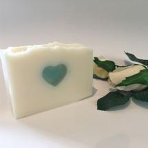 Aqua Heart Handmade Shea soap
