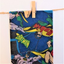 Kids' Collection Beeswax Lunch Food Wraps - BATMAN