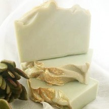 FRENCH PEAR HANDMADE SOAP