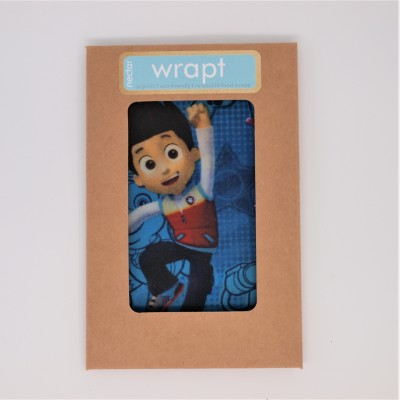 Kids' Collection Beeswax Lunch Food Wraps – PAW PATROL Image