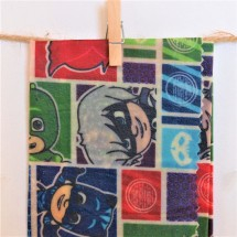 Kids' Collection Beeswax WRAPS - PJ Masks