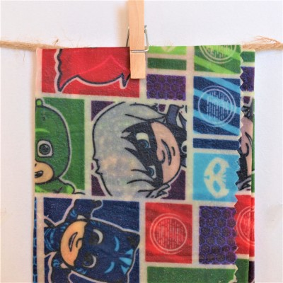 Kids' Collection Beeswax WRAPS – PJ Masks Image